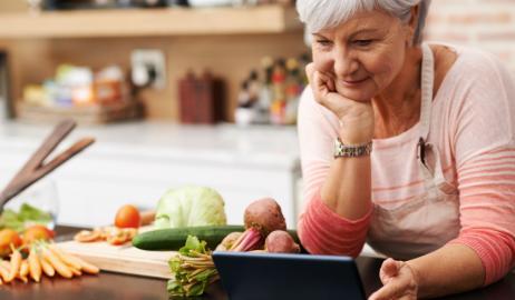 Η Μεσογειακή διατροφή προστατεύει την υγεία του εγκεφάλου