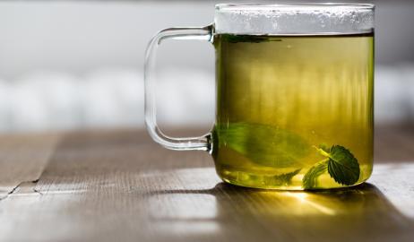 Κι άλλο πράσινο τσάι…