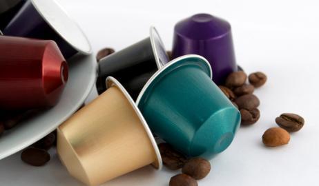 Ο καφές σε κάψουλες περιέχει περισσότερα φουράνια από τους υπόλοιπους