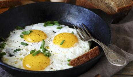 Η καρδιά είναι μάλλον ασφαλής από την χοληστερόλη και τα αυγά