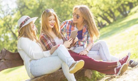 Η σωστή διατροφή των κοριτσιών στην εφηβεία