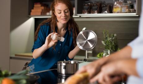 Η πλούσια σε αλάτι διατροφή μπορεί να βλάψει το ήπαρ