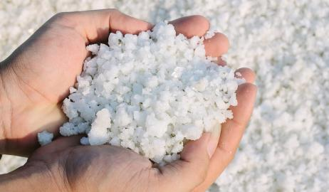 Ανεπεξέργαστο αλάτι: Ο θαλασσινός θησαυρός