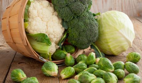 Τα Σταυρανθή Λαχανικά και οι προστατευτικές επιδράσεις τους στην υγεία