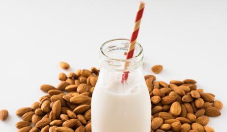 Γάλα αμυγδάλου : Θρεπτικά συστατικά και τρόπος παρασκευής