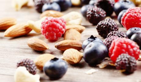 Πώς θα βάλετε περισσότερες φυτικές ίνες στη διατροφή σας;