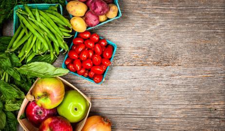 Φρούτα και λαχανικά μολυσμένα με φυτοφάρμακα