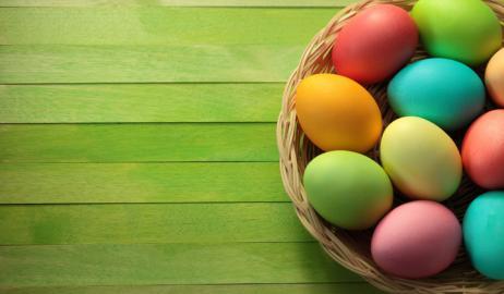 Τι πρέπει να προσέξουμε αν αγοράσουμε βαμμένα πασχαλινά αυγά εμπορίου