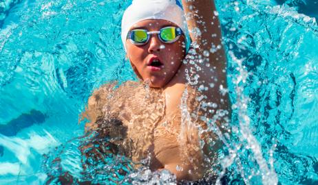 Σίδηρος + άσκηση = καλύτερες σχολικές επιδόσεις