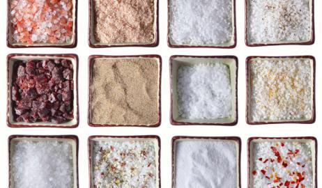 Θαλασσινό αλάτι:  πιο υγιεινό ή απλά μόδα;
