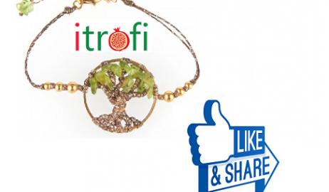 Μεγάλος διαγωνισμός: Πιάστε το Μάη με το Itrofi.gr και το Ιlovezen.gr!