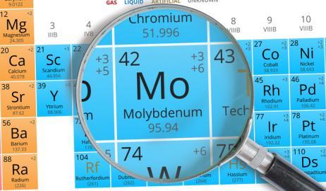 Μολυβδαίνιο, η άγνωστη σε πολλούς απαραίτητη θρεπτική ουσία