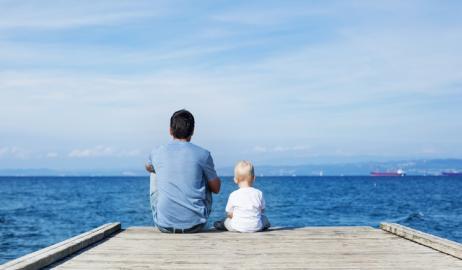 Ο ρόλος του μπαμπά στην υγεία του μωρού είναι μεγαλύτερος από ό,τι θεωρείται;