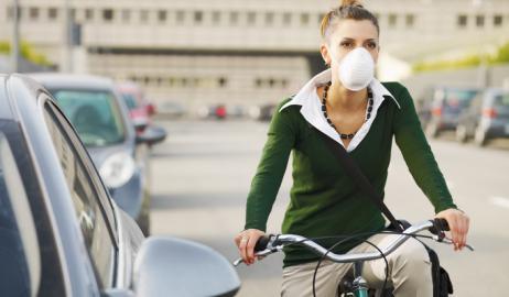 Η λήψη βιταμινών Β μπορεί να μειώσουν τις επιδράσεις της ατμοσφαιρικής ρύπανσης