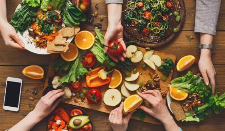 Η χορτοφαγία μπορεί να είναι στα γονίδιά μας