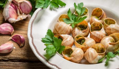 Σαλιγκάρια: H εξαιρετική λιχουδιά της Κρήτης με την υψηλή διατροφική αξία!