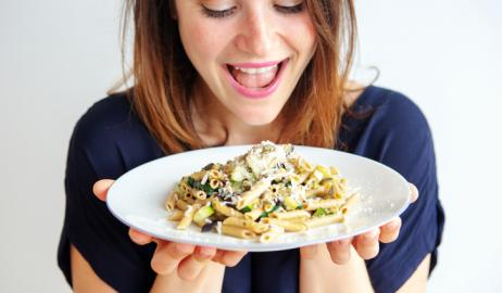 Υγιεινή διατροφή; δεν χρειάζεται να βγάλετε από τη δίαιτά σας τα ζυμαρικά
