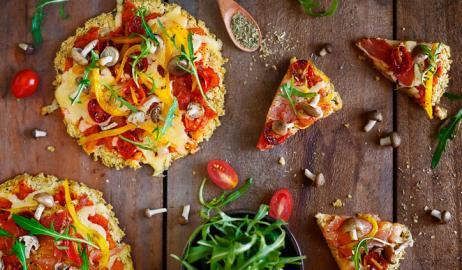 Η πρώτη «αντικαρκινική πίτσα» με συνταγή γιατρού είναι γεγονός