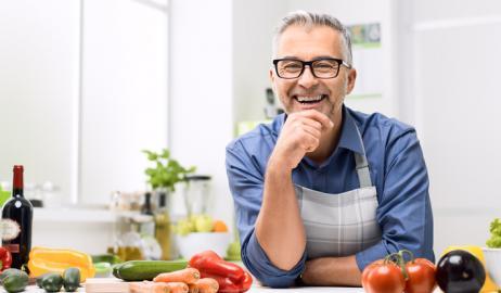 Θα μπορούσε μια υγιεινή διατροφή να αποτρέψει την συρρίκνωση του εγκεφάλου που σχετίζεται με την ηλικία;