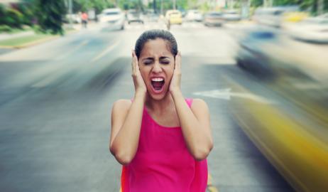 Η σχέση μεταξύ του κυκλοφοριακού θορύβου και της αύξησης του σωματικού βάρους