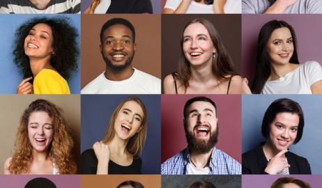 Το εκφραστικό ανθρώπινο πρόσωπο διηγείται την ιστορία της εξέλιξης του είδους μας μέσω της διατροφής και της κοινωνικής δομής