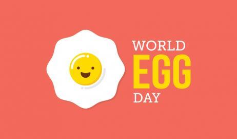 Παγκόσμια Ημέρα Αυγού 2019: Τρόφιμο ζωτικής σημασίας για τη διατροφή των ανθρώπων σε όλο τον κόσμο!