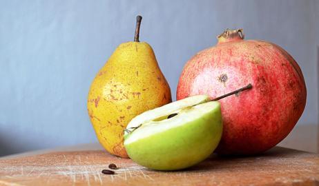 Ενισχύστε την άμυνα του οργανισμού με τα φθινοπωρινά φρούτα