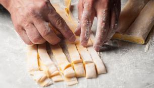 παραδοσιακά ελληνικά ζυμαρικά