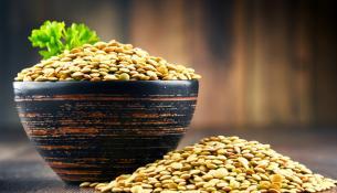 Αντικαταστήστε το ρύζι και τις πατάτες με φακές και το σώμα σας θα σας ευχαριστεί
