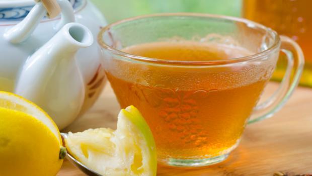 Πράσινο τσάι και τροφές πλούσιες σε σίδηρο