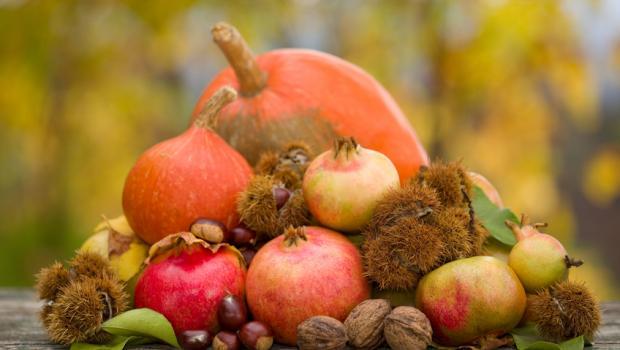Η αξία των φρούτων και των λαχανικών του φθινοπώρου