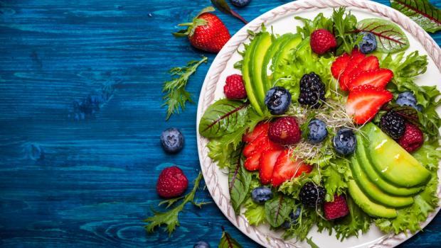 Φρούτα και λαχανικά: το κλειδί για καλύτερη διάθεση