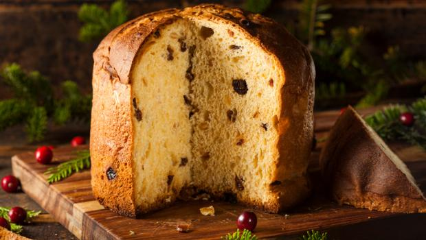 Panettone, το ιταλικό κέικ των Χριστουγέννων