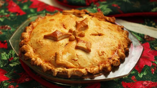 Tourtière,  η  χριστουγεννιάτικη κρεατόπιτα από τον Καναδά