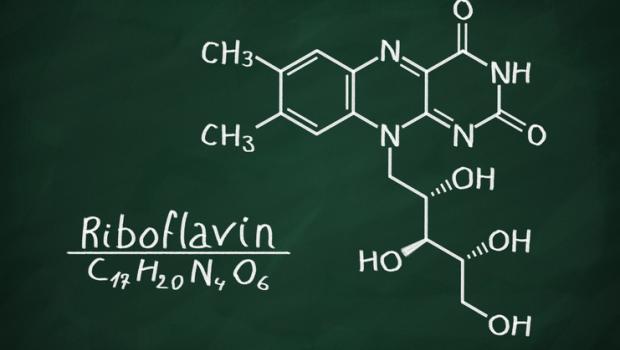 Ριβoφλαβίνη η νέα ουσία σύμμαχος της υγείας του παχέος εντέρου.