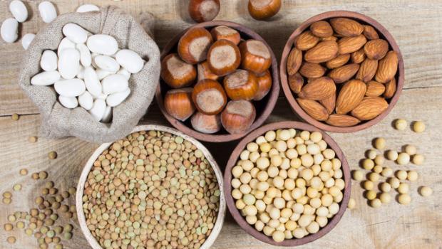 Ενισχύστε τον οργανισμό σας με φυτικές πηγές πρωτεϊνών!