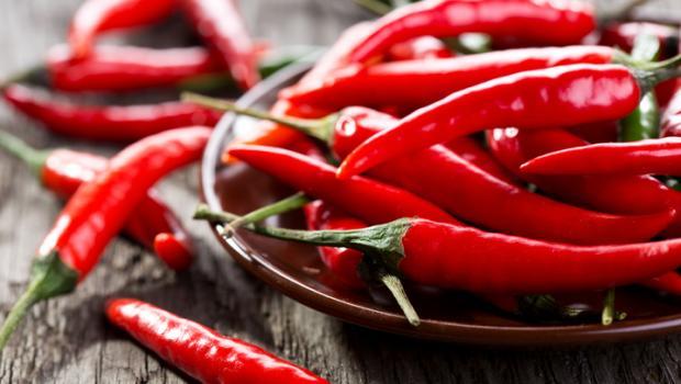 Τα οφέλη της καυτερής πιπεριάς στον οργανισμό μας