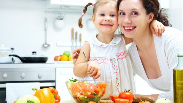 Σωστή διατροφή για γερά παιδιά