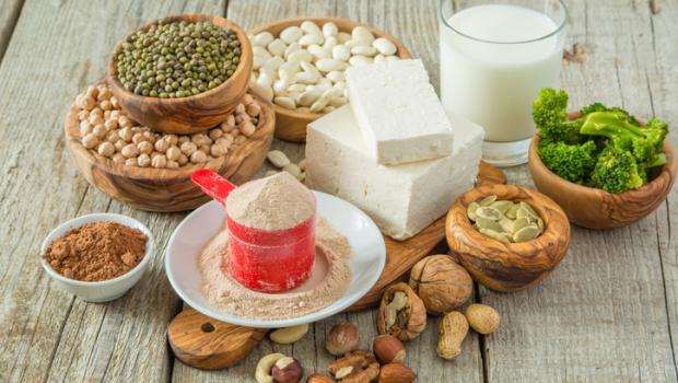 Οι φυτικές πρωτεΐνες καθυστερούν την πρώιμη εμμηνόπαυση