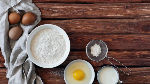 Καταπολέμηση του υποσιτισμού και της τύφλωσης μαγειρεύοντας με βιο-εμπλουτισμένα αυγά και αλεύρι