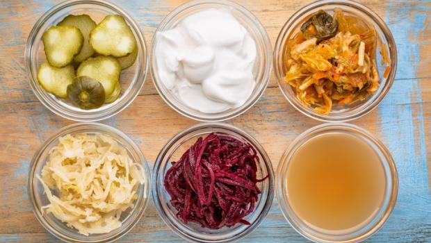 Προβιοτικές τροφές πέρα από το γιαούρτι