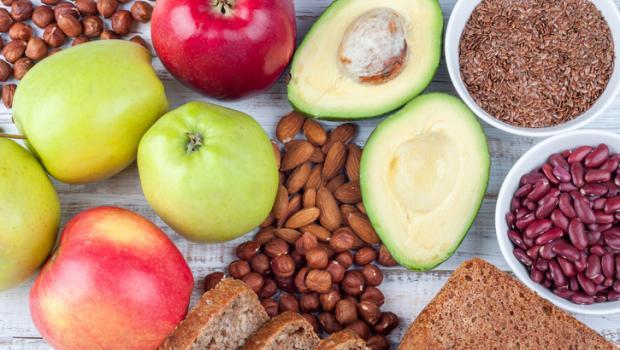 Υγιεινά και πλούσια σε ίνες τρόφιμα που μας χορταίνουν