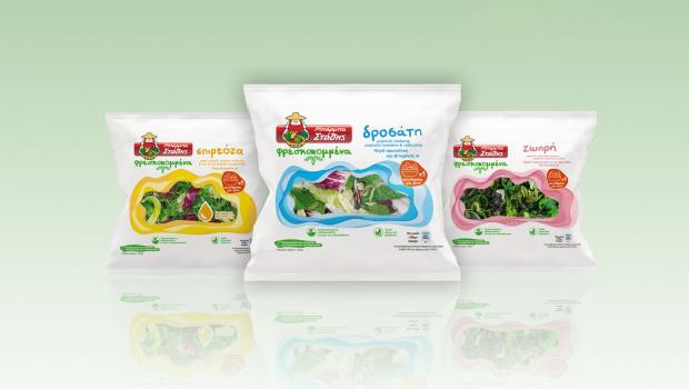 Μπάρμπα Στάθης «Φρεσκοκομμένα»: Νέες ατομικές σαλάτες - Απόλαυση για 'σένα!
